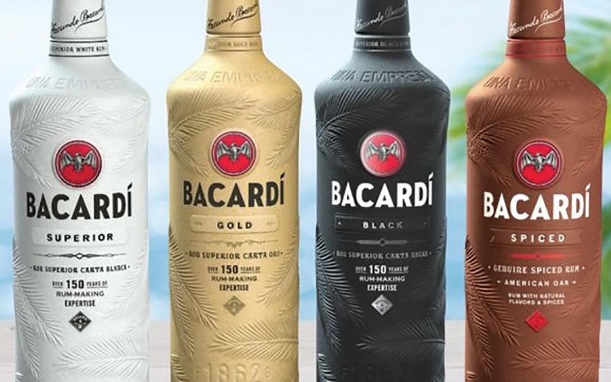 Bacardi to Become Plastic-Free