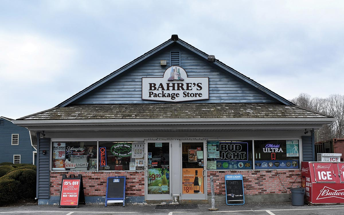 Retail Review: Bahre's Package Store