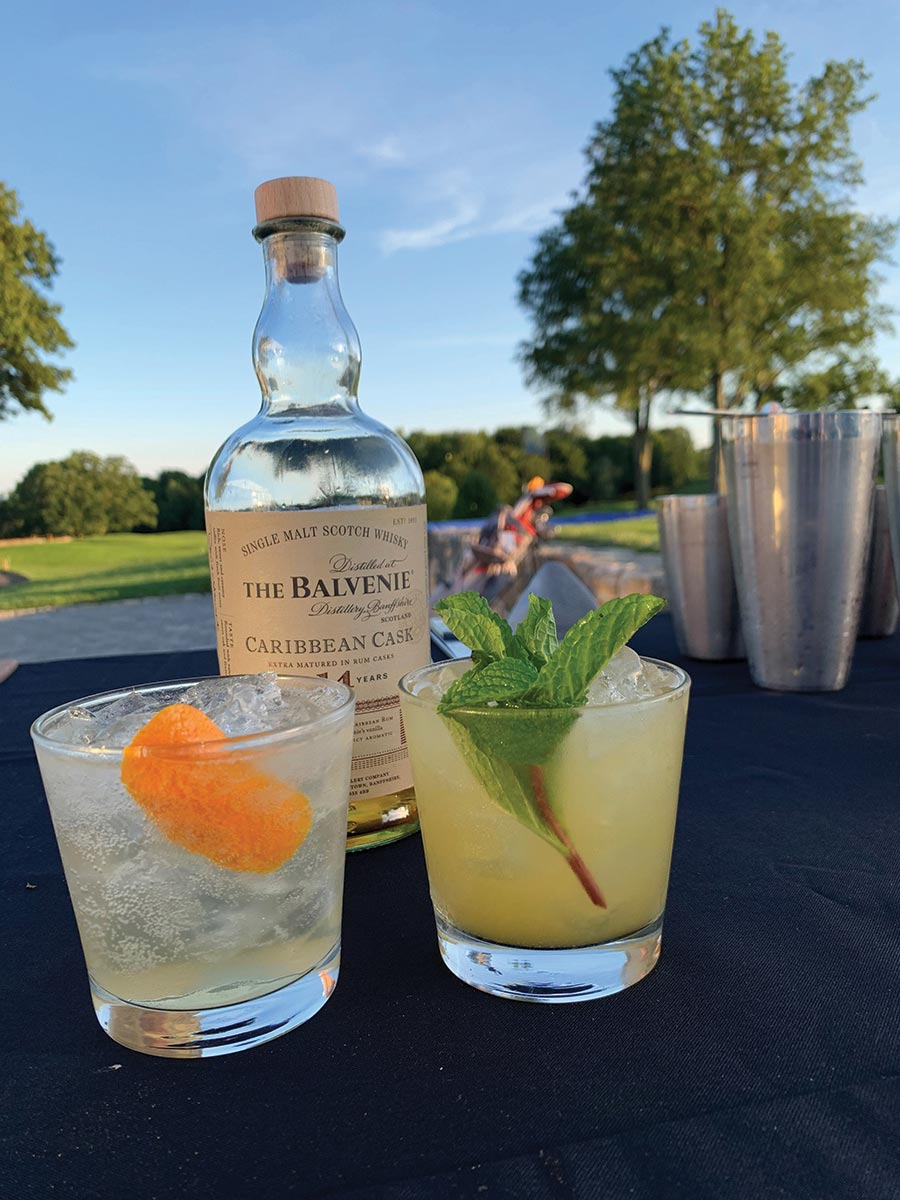 The Balvenie Scotch Whisky Celebrated at Tasting Event