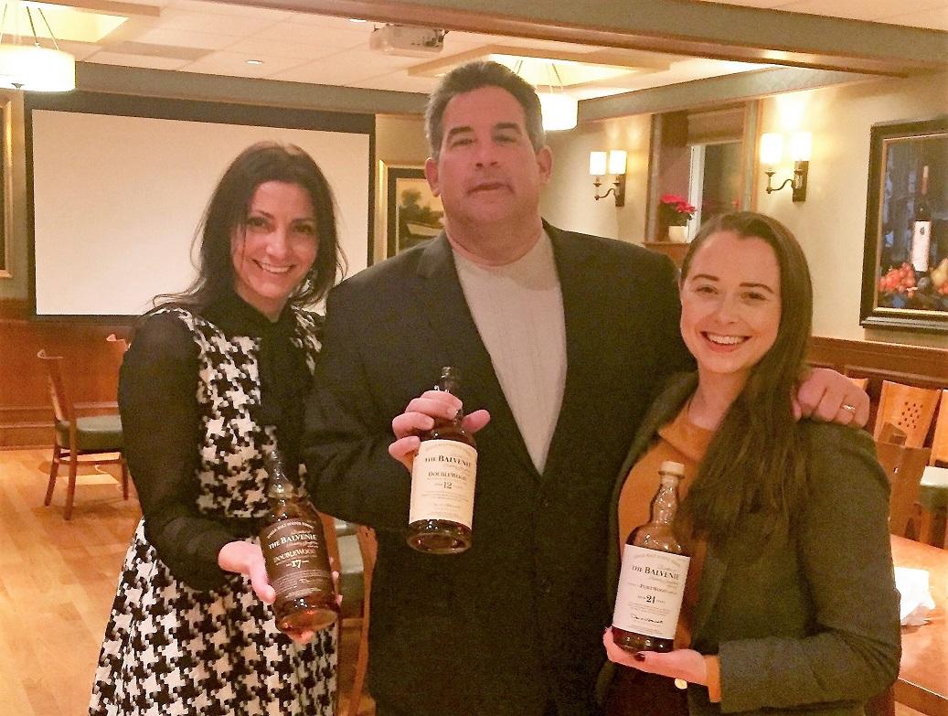 Balvenie Scotch Whiskey Dinner Educates Guests in Hamden