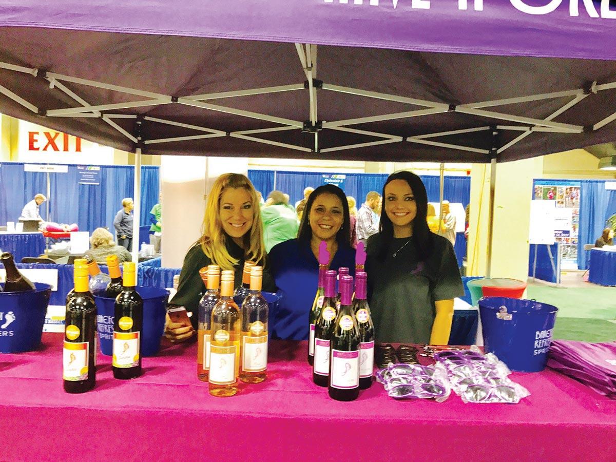 Barefoot Wines Gets a Run at theHartford Marathon