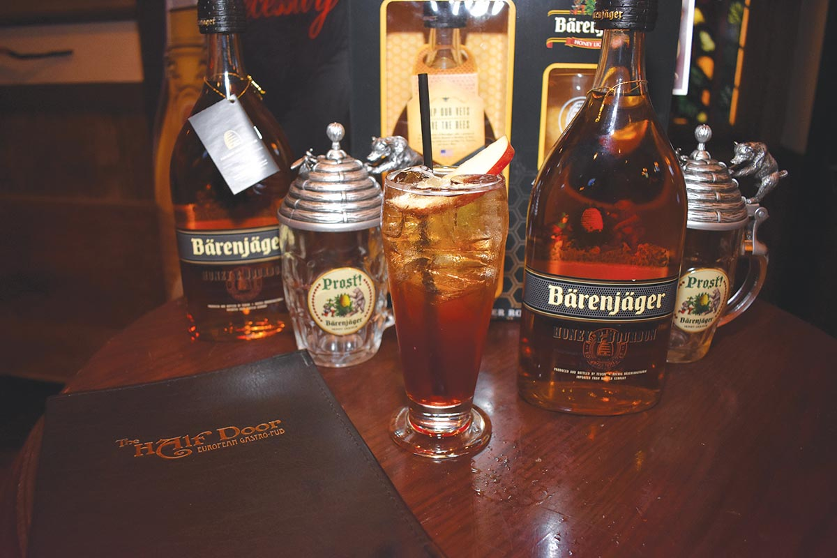 Cocktail Competition Highlights Bärenjäger Honey Liqueur