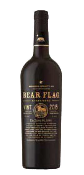 Bear Flag Releases 2015 Zinfandel