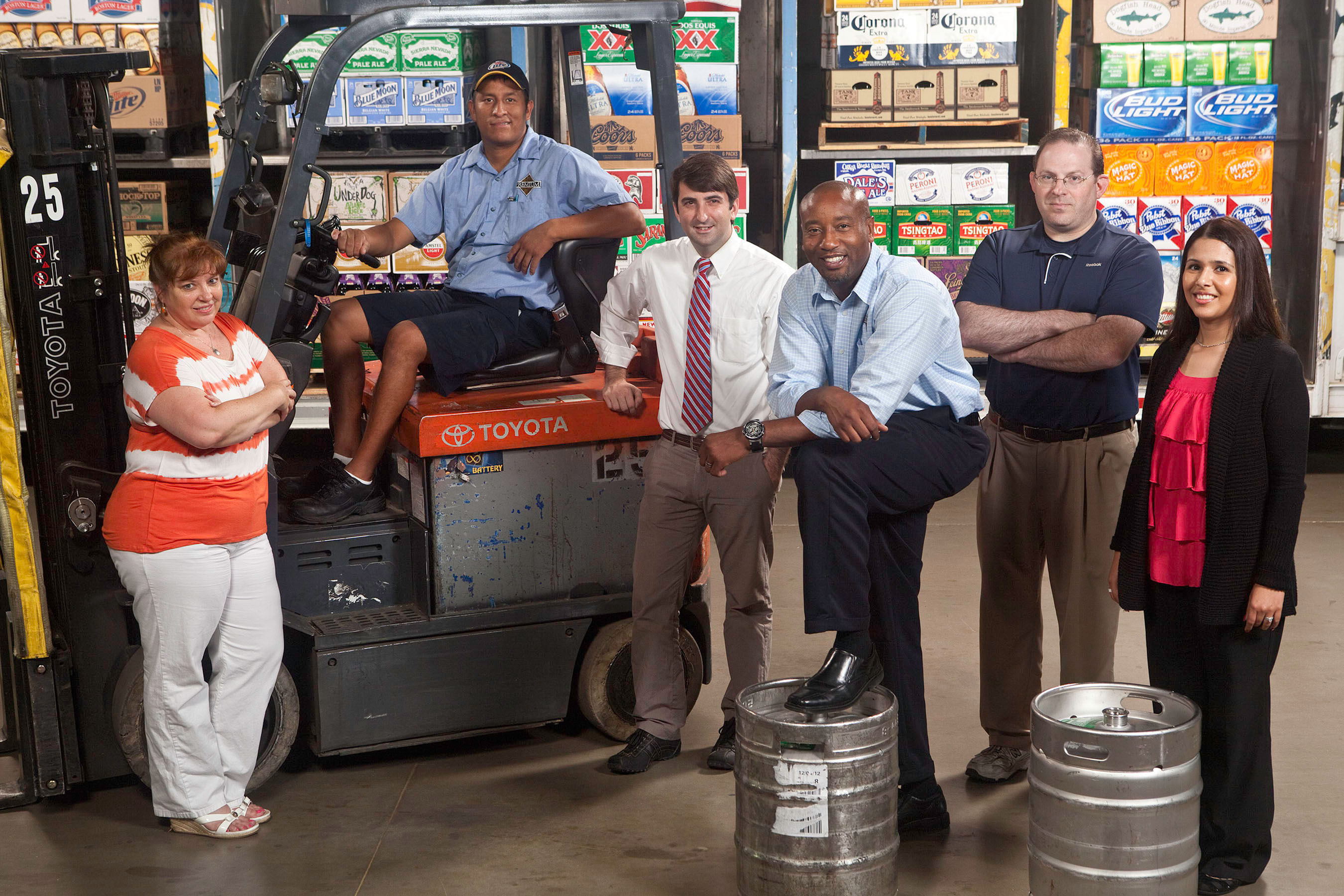 Connecticut Beer Distributors Generate 1,084 Direct Jobs