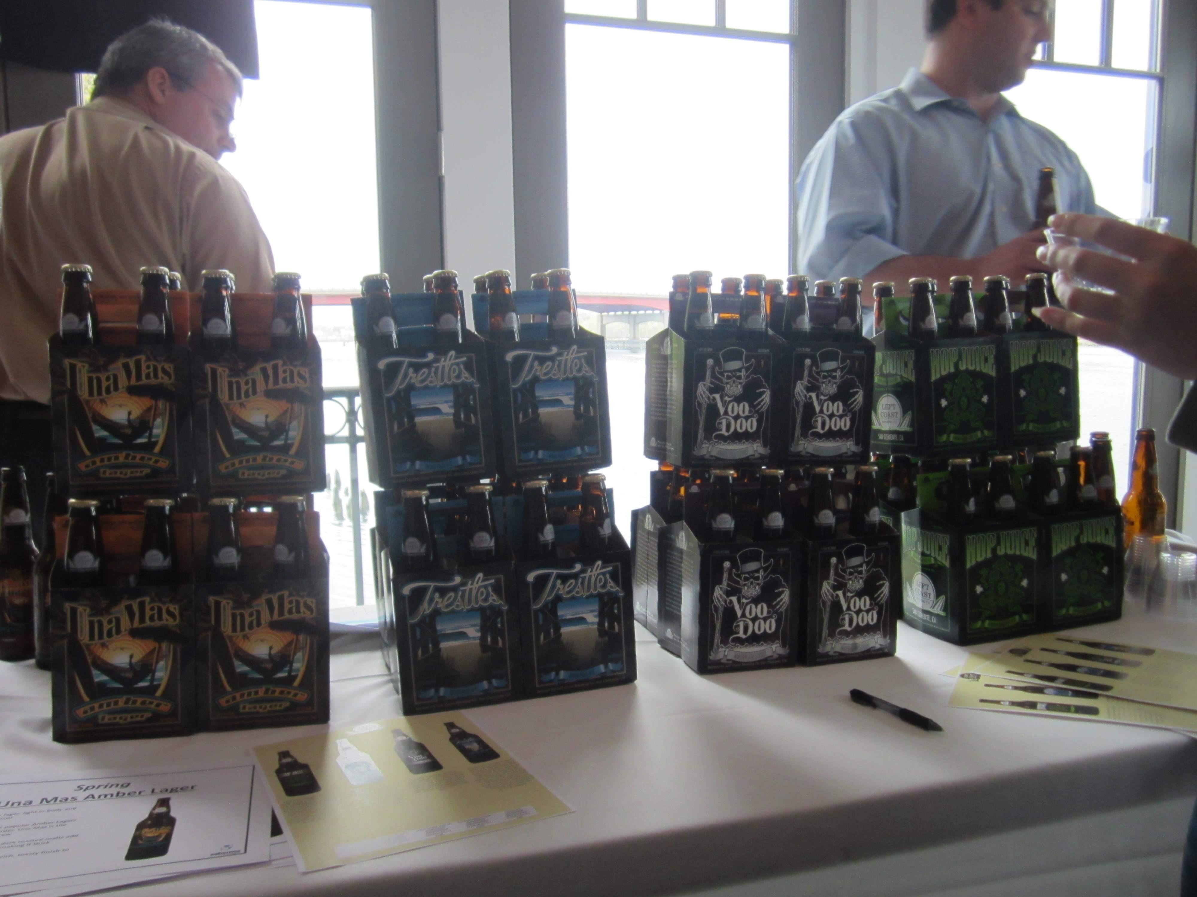 Johnson Brothers Hosts Craft Beer Tasting