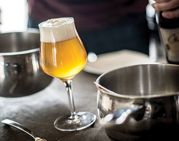 Beer Column: Good Food and the Right Beer