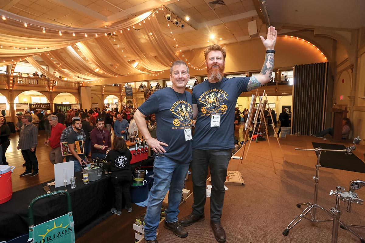 Beervana Fest 2019 Serves Two Sessions of Tastes