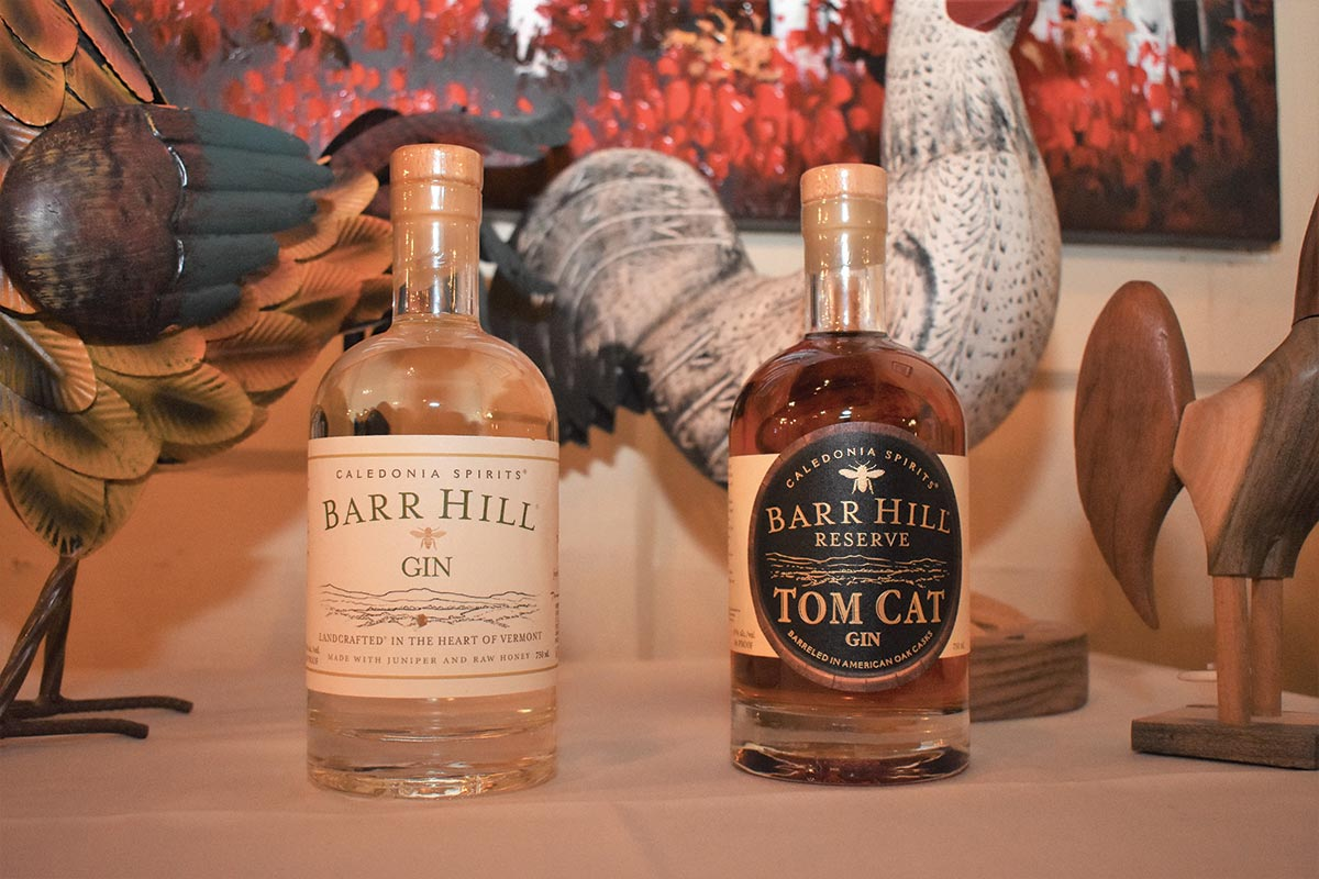 Barr Hill Gin Featured in Cocktail Competition to Benefit Bees