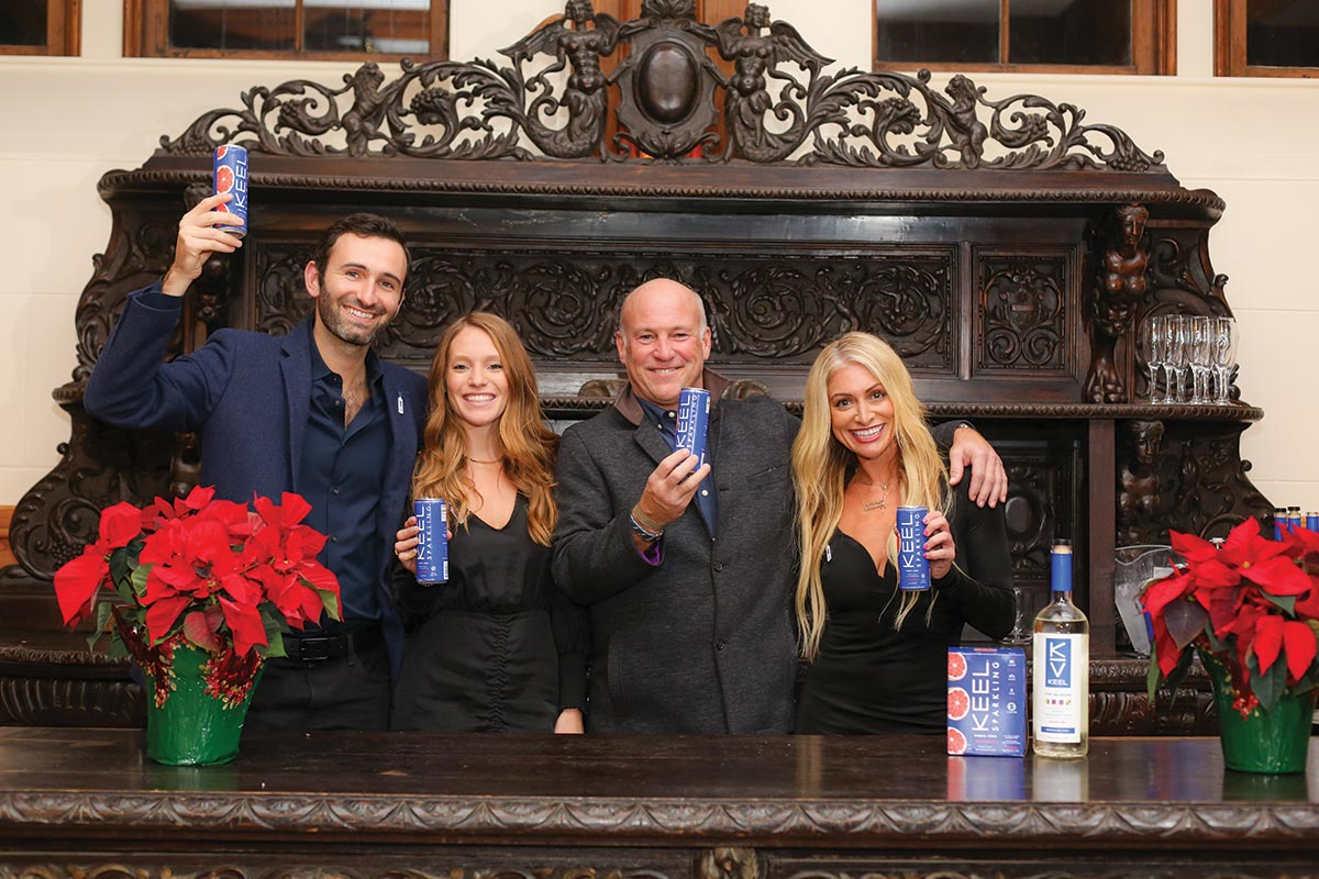 Holiday Belcourt Castle Event Benefits Light Foundation