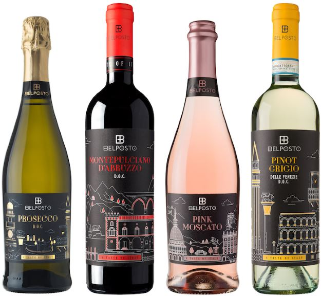 Belposto Wines Debut in U.S.