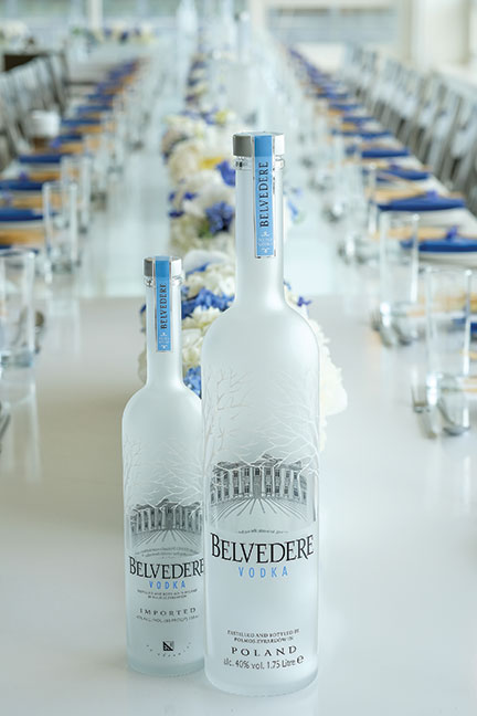 """Belvedere's """"The Art of Brunch"""" initiative featured cocktail-friendly recipes created by chef and wellness guru Candice Kumai."""