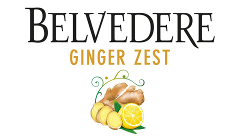 Belvedere Releases Ginger Zest Vodka