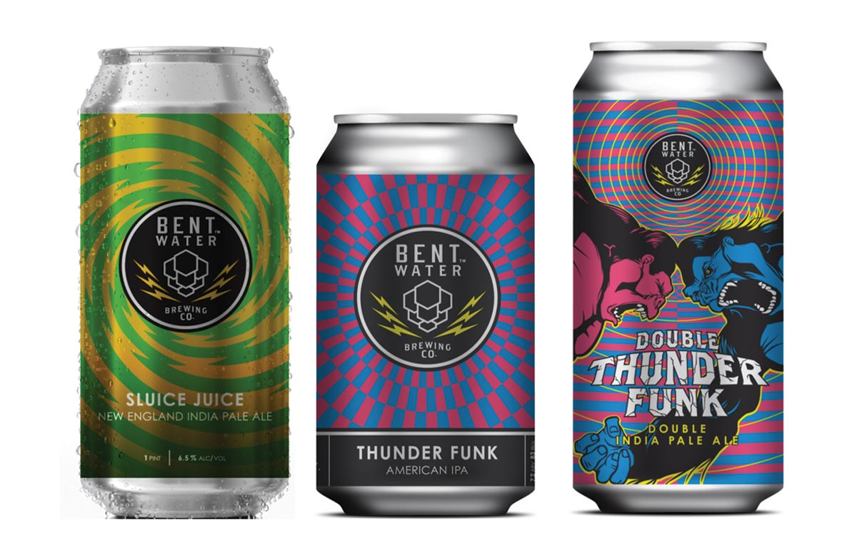 McLaughlin & Moran Debuts Bent Water Brewing