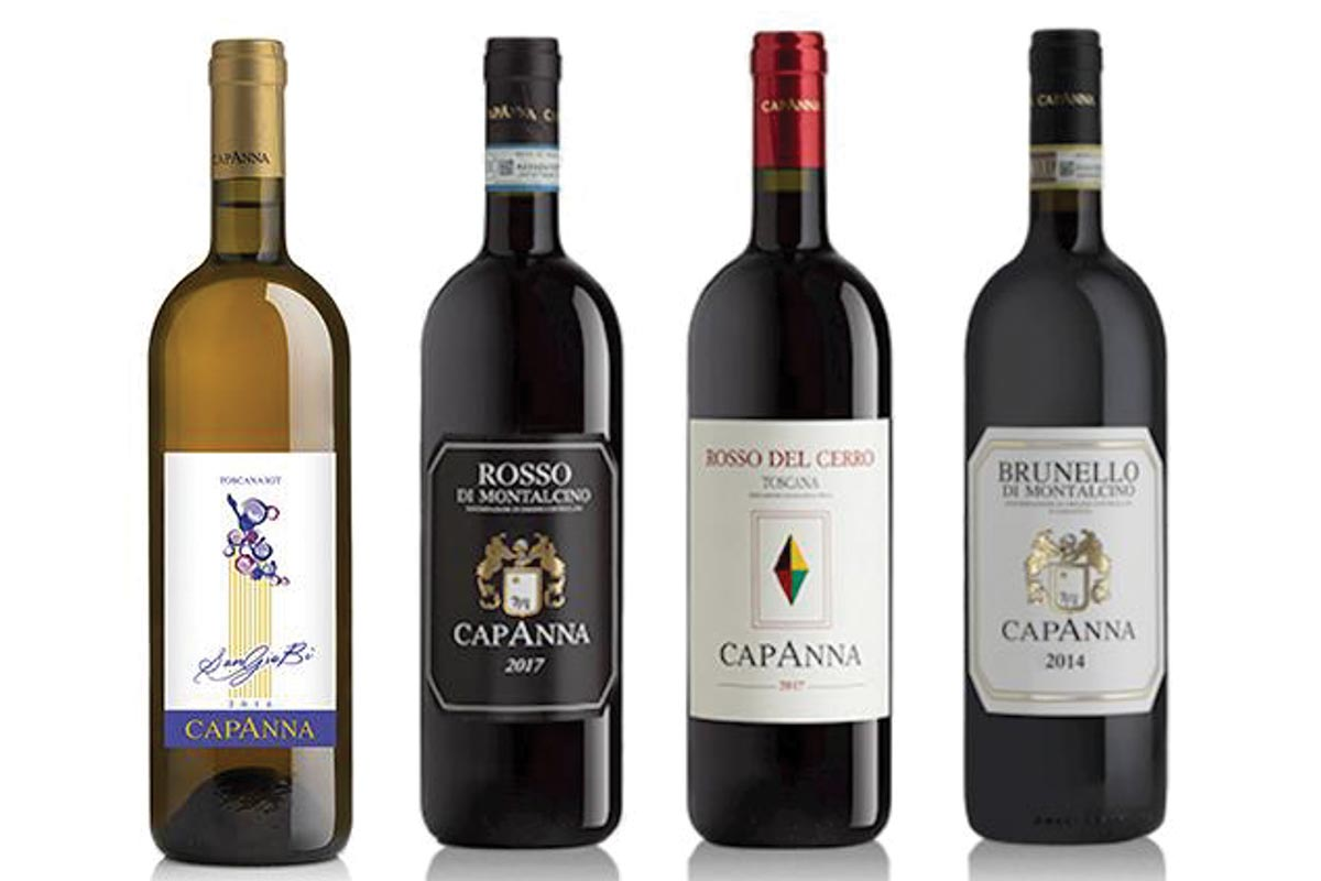 Best Beverage Adds Brunello Wine Producer