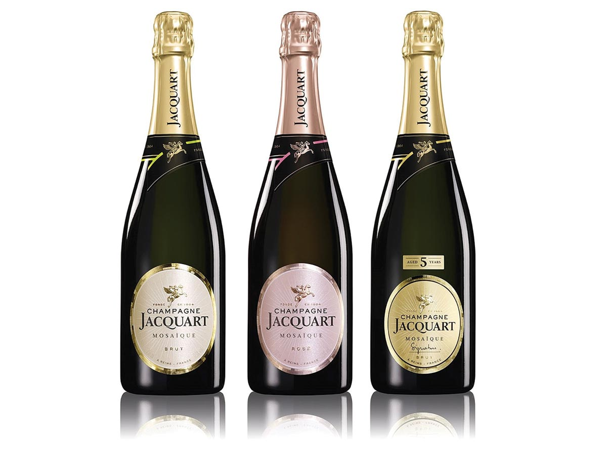 Best Beverage Highlights Bubbly for the Season