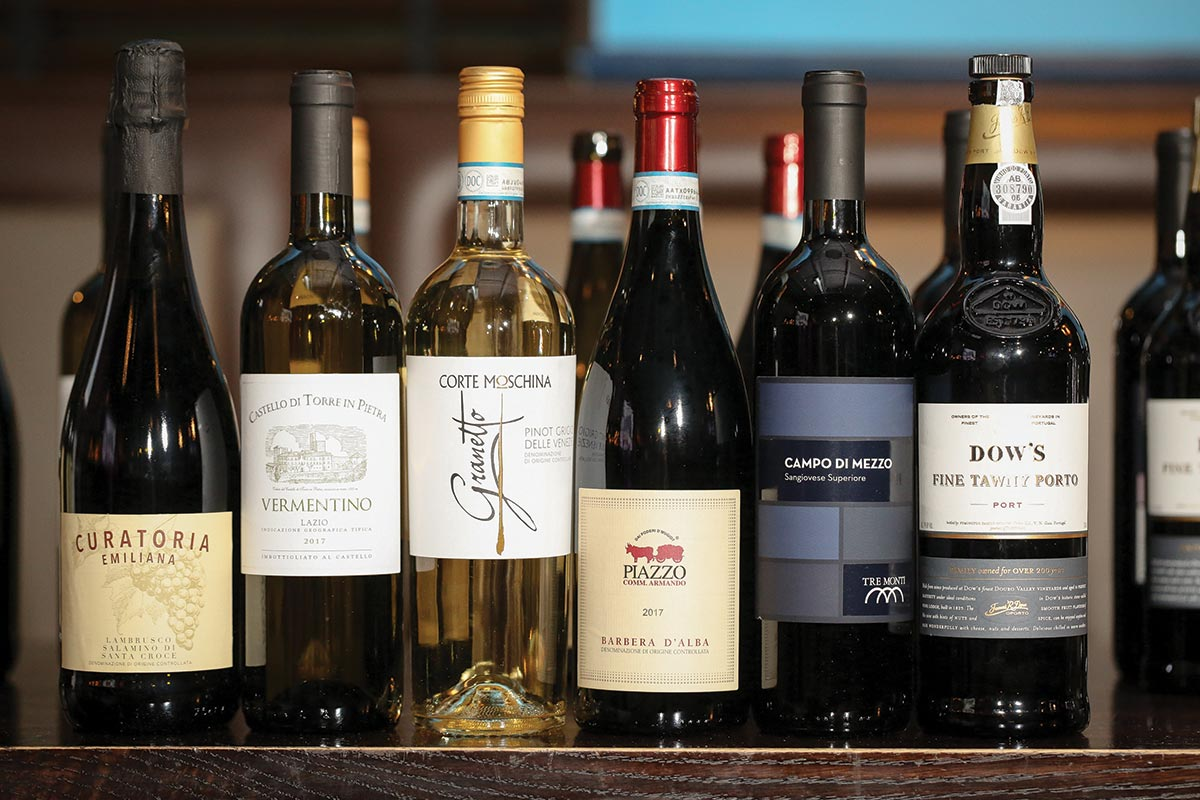 Best Beverage Hosts Holiday Wine Education Event