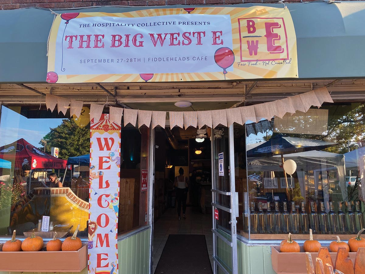 The Big West E Offers Tastes Honoring Postponed State Fair