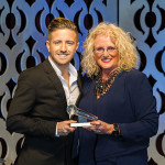 The RI Hospitality Association created a brand new award for 2015, the Rhode Island Country Music Icon Award. The honor was given to Rhode Island native Billy Gilman, award-winning artist, whose debut album went double-platinum in the United States. Gilman holds the record for being the youngest singer to ever reach #1 on the Billboard Top Country Album charts.