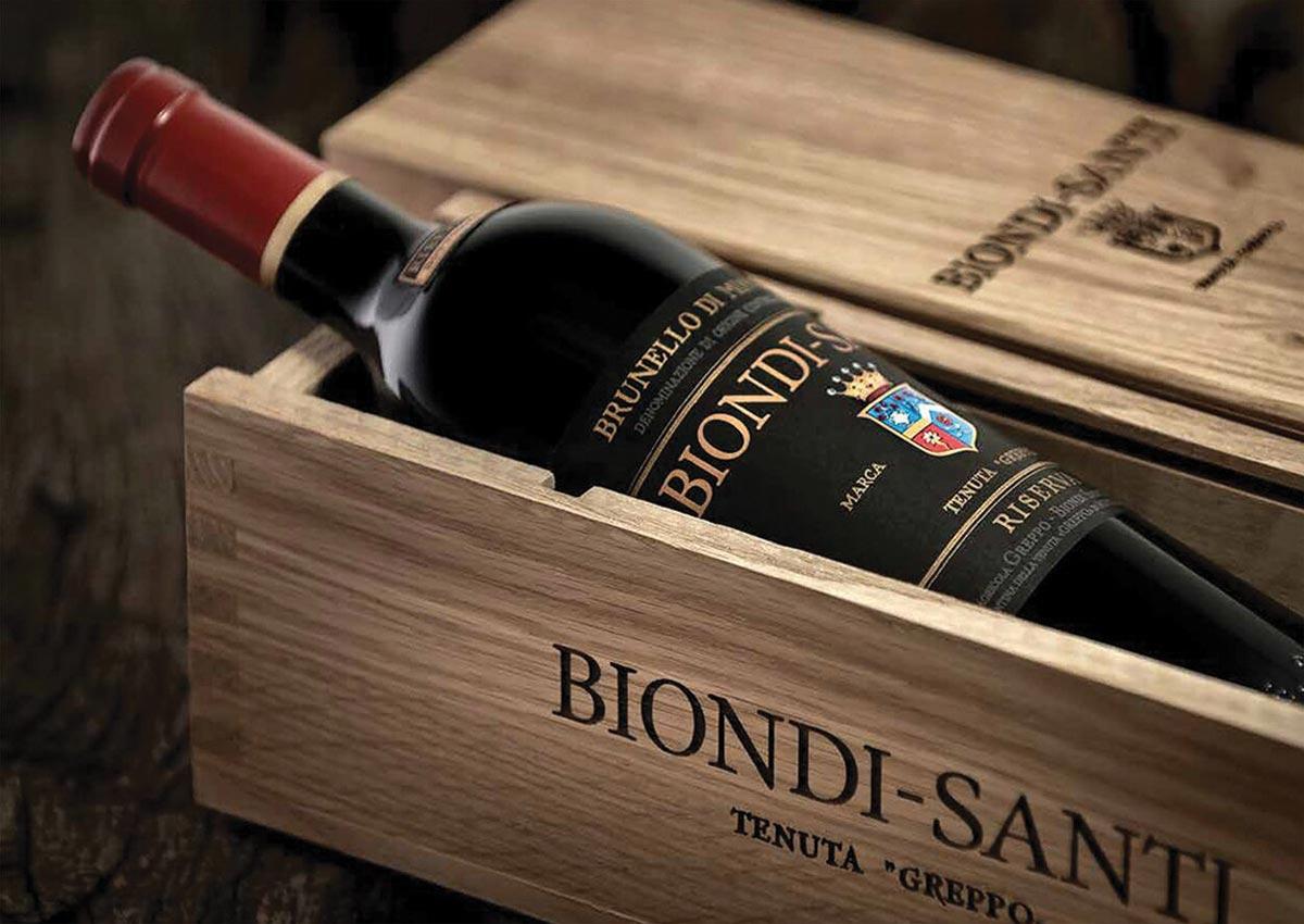 Wilson Daniels Offers Biondi-Santi New Vintage Releases
