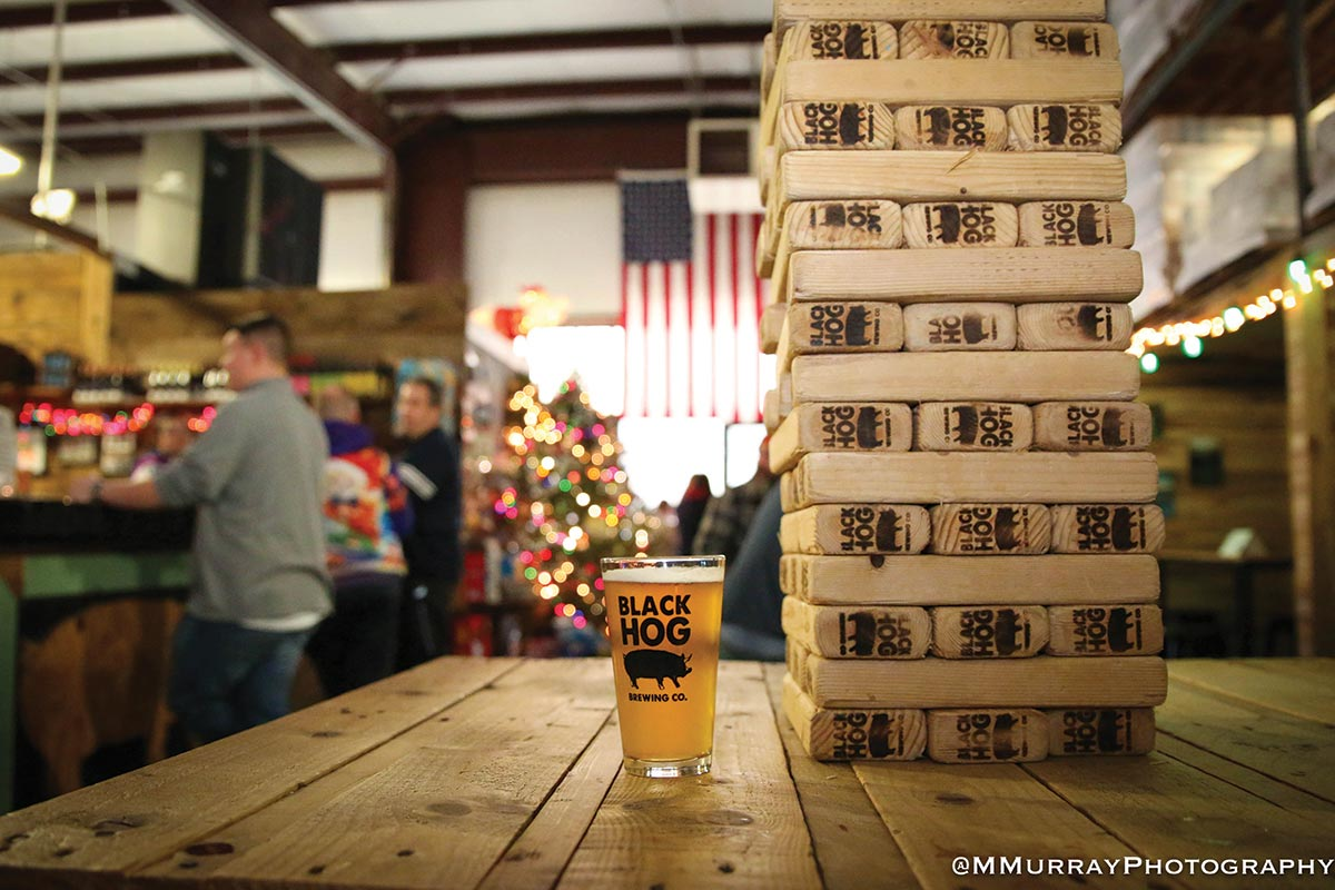 Black Hog Brewing Co. Collects Toys for Charity