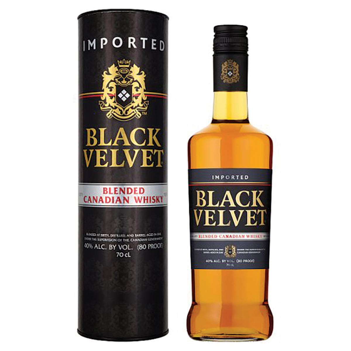 Heaven Hill Brands Buys Black Velvet Canadian Whisky