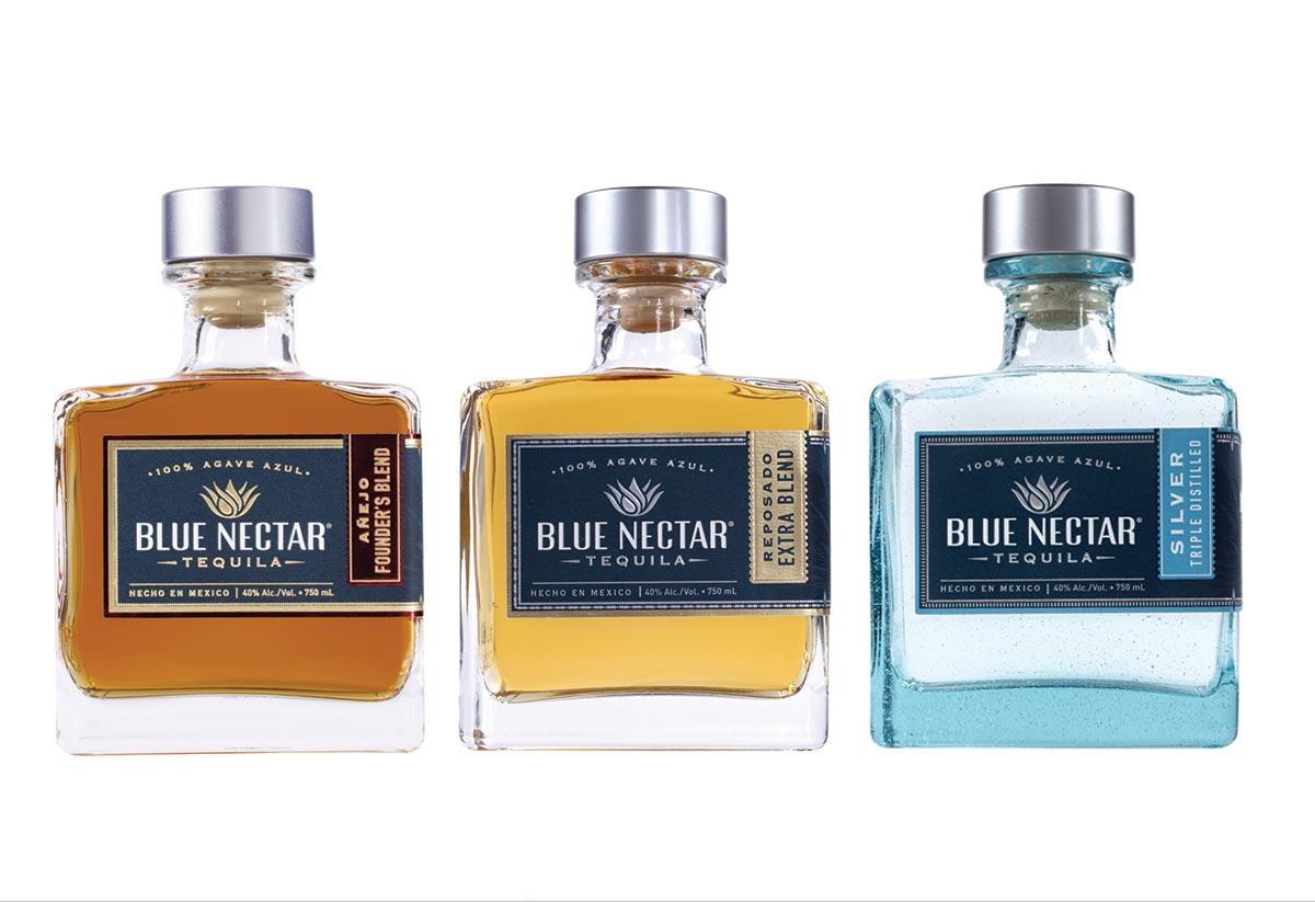 Monsieur Touton Adds Blue Nectar Tequila Line