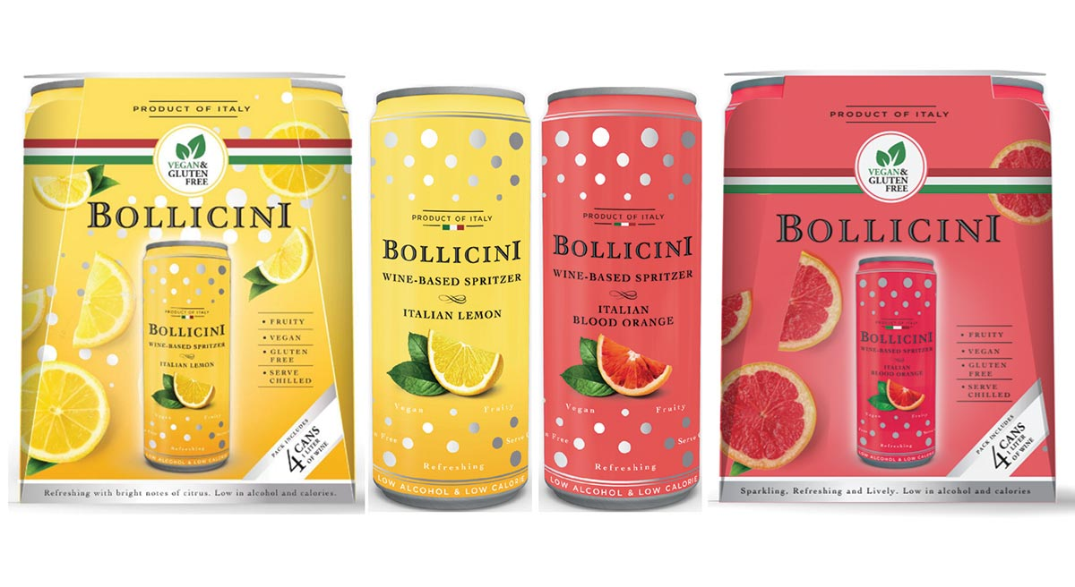 Slocum & Sons Adds Bollicini Wine-Based Spritzers