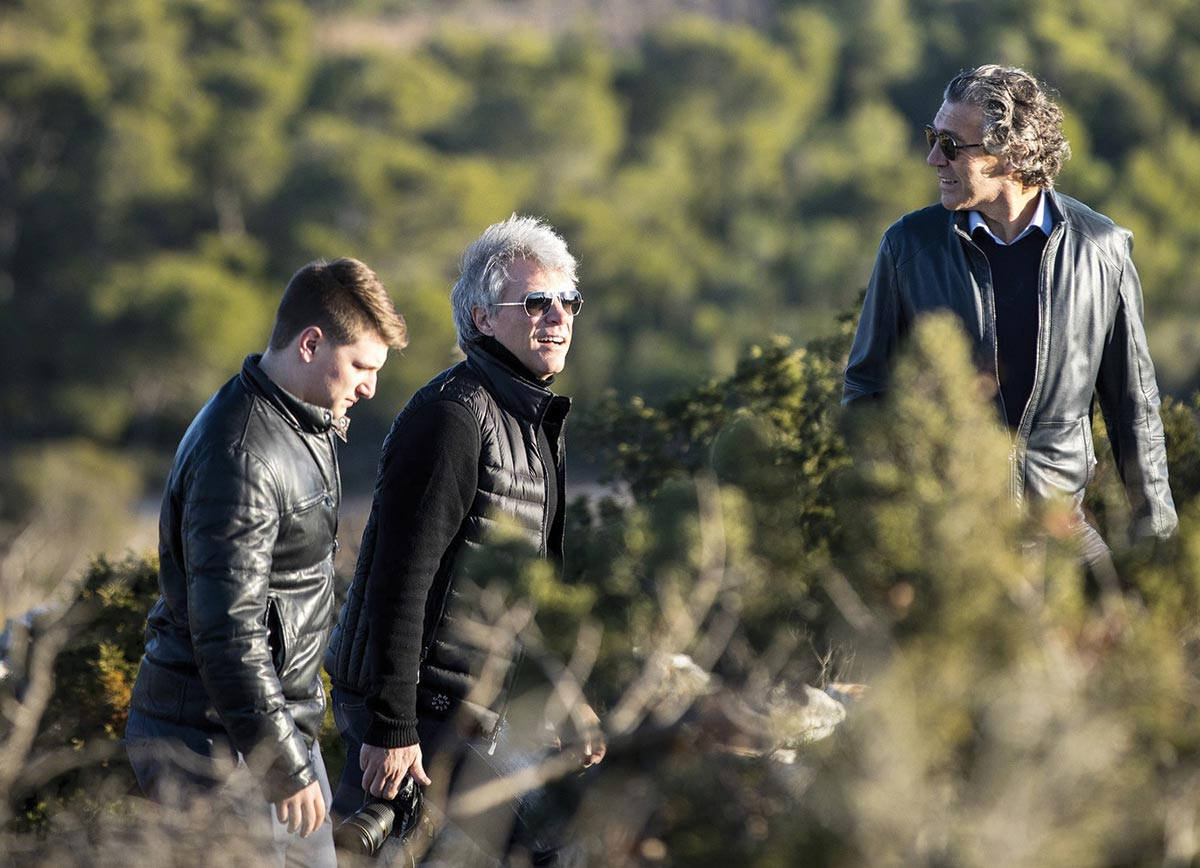 Bon Jovi and Bertrand Team up for Premium Rosé Brand