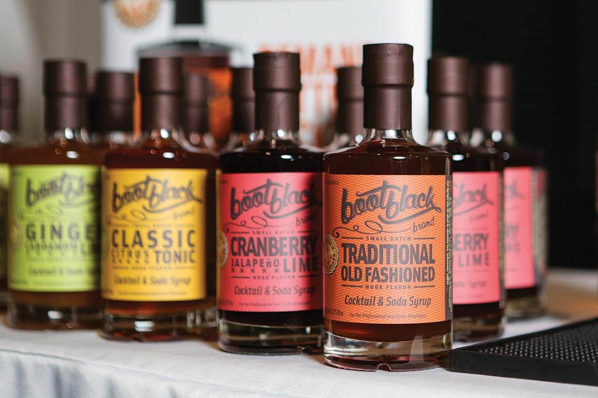 Bootblack Brand Cocktail Syrup Named Among Food Awards Honorees
