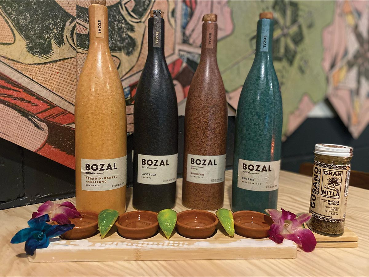 Mezcal, Tequila Showcased at Service Industry Night Series
