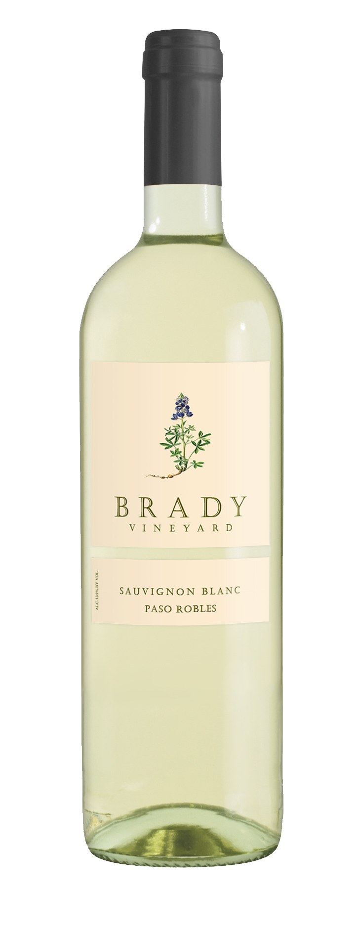 Brady Vineyard Releases 2015 Sauvignon Blanc