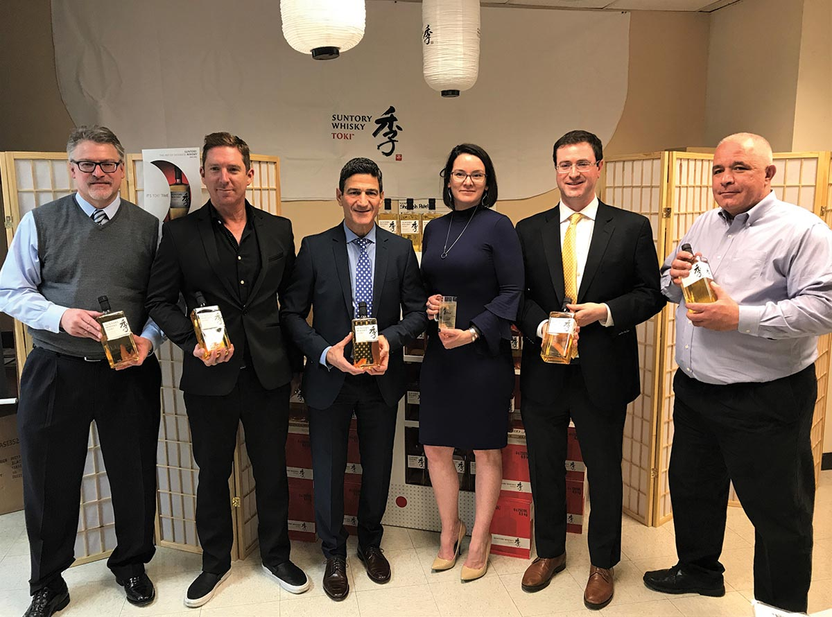 Brescome Barton Celebrates Suntory Whisky Toki Launch