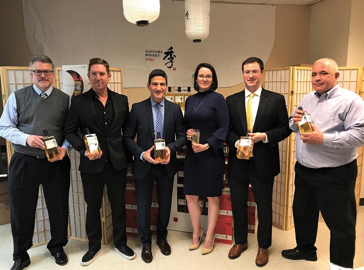 Brescome Barton Celebrates Suntory Whisky Toki Launch