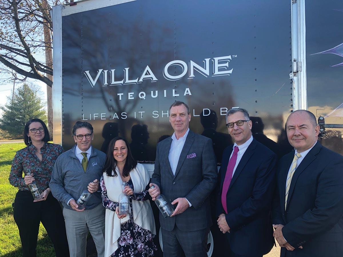Brescome Barton Adds Villa One Tequila