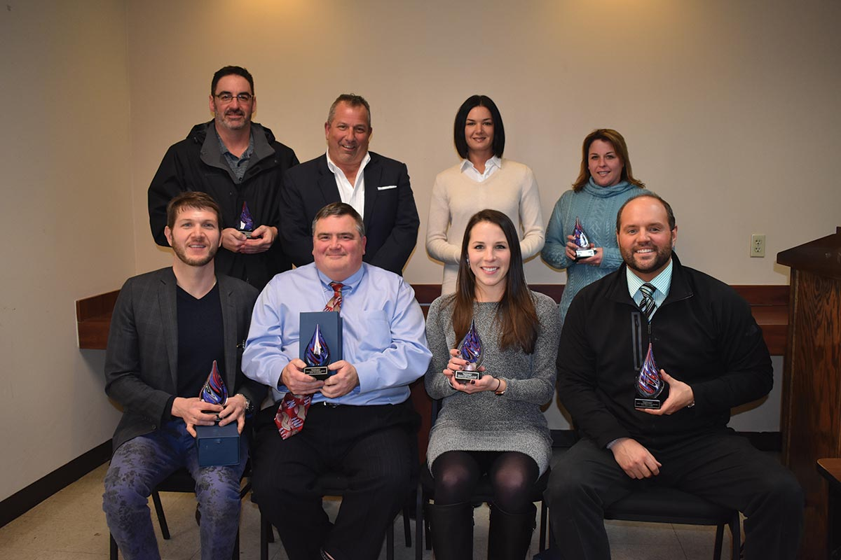 Brescome Barton Recognizes Sales Team Excellence