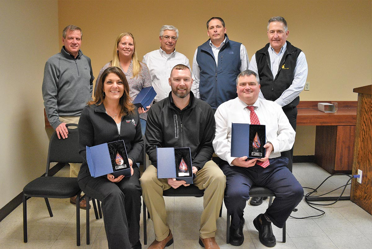 Brescome Barton Recognizes 2019 Sales Team Excellence