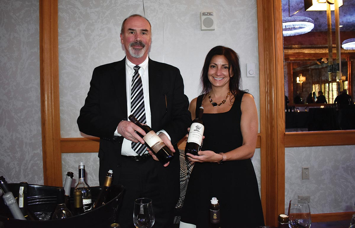 Brescome Barton Hosts First Spring Tasting in Norwalk