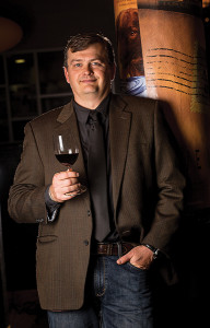 Brian Mitchell is the Corporate Beverage Director for the Max Restaurant Group.