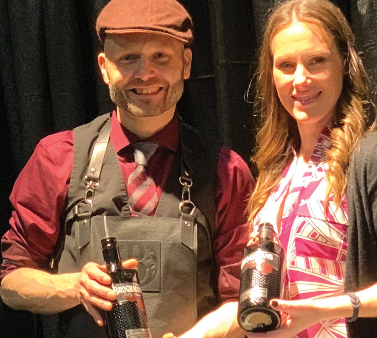 Connecticut Science Center Event Features Brockmans Gin