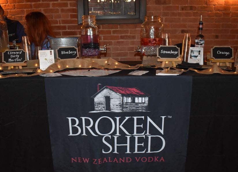 Broken Shed Vodka Hosts Industry Night