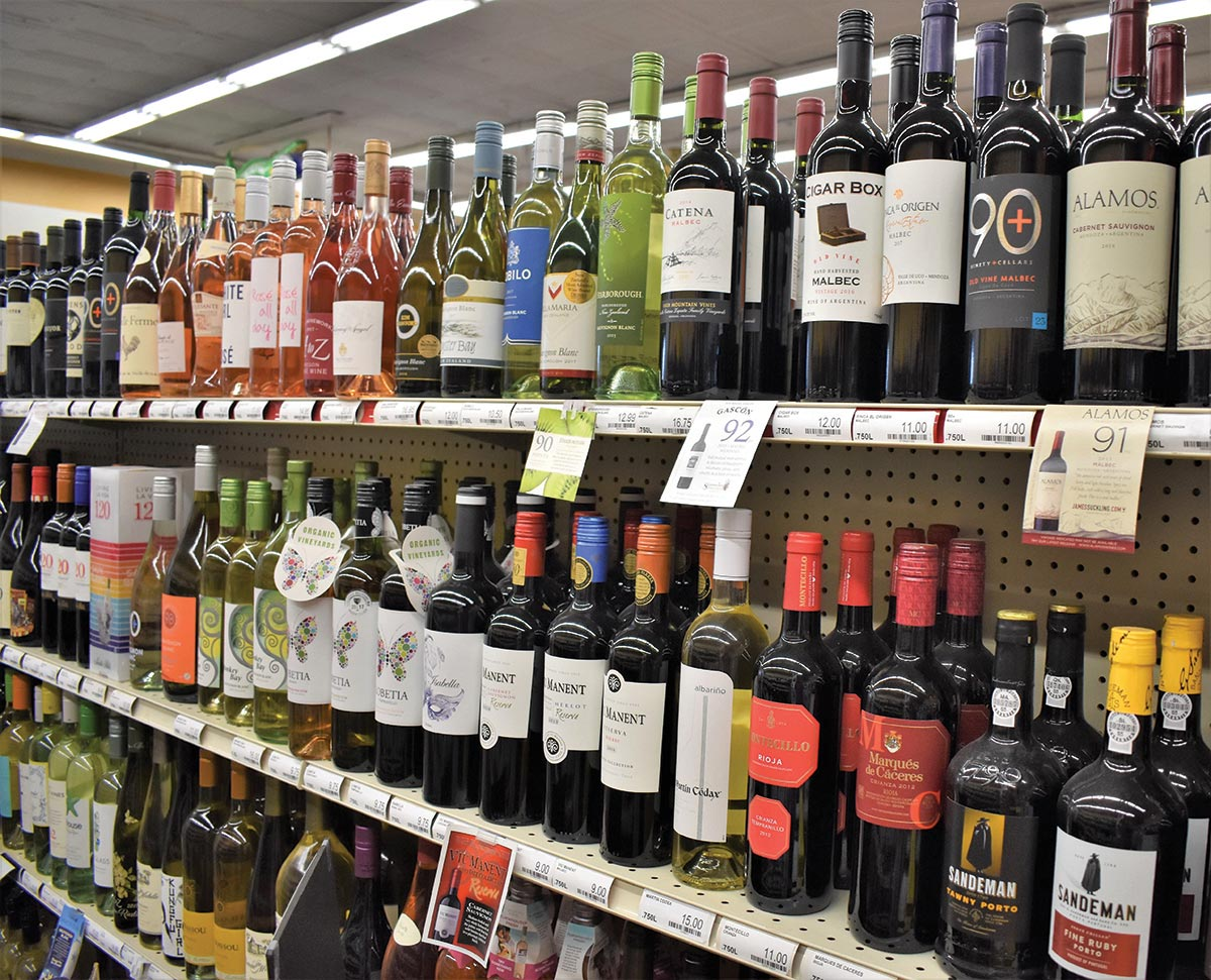 Retail Review: Brookside Package Store