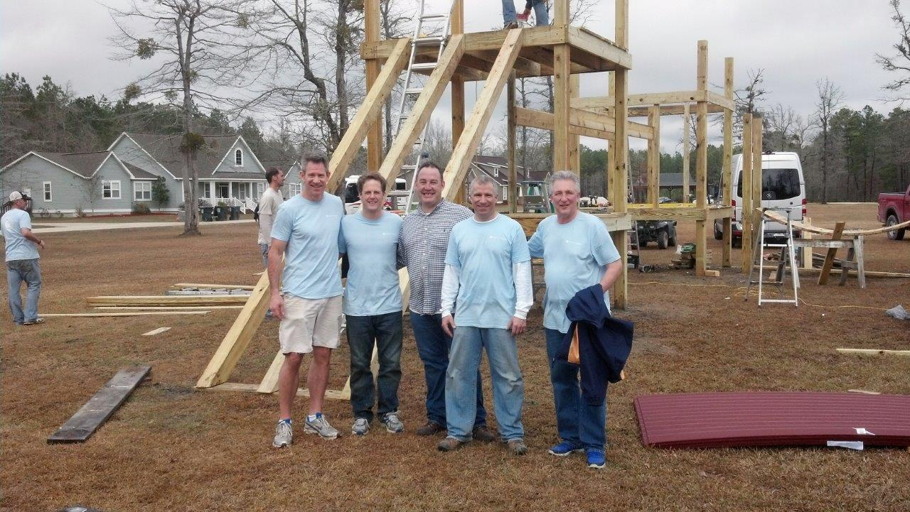 "Brown Forman Participates in a ""Day of Service"""