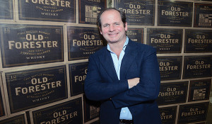 Campbell Brown, President Old Forester