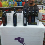Nil Patel, Manager, Happy Harry's of West Haven held a Piu Facile wine tasting at the store in October.