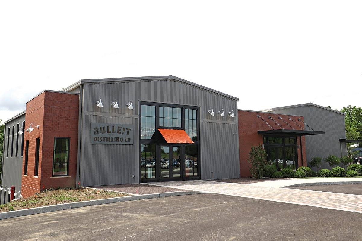 Bulleit Visitor Center Blends Tasting Experience with Tech Innovation