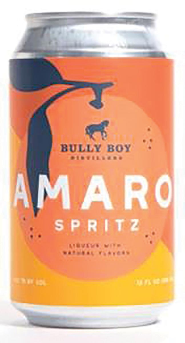 Bully Boy Distillers Releases Amaro Canned Cocktail