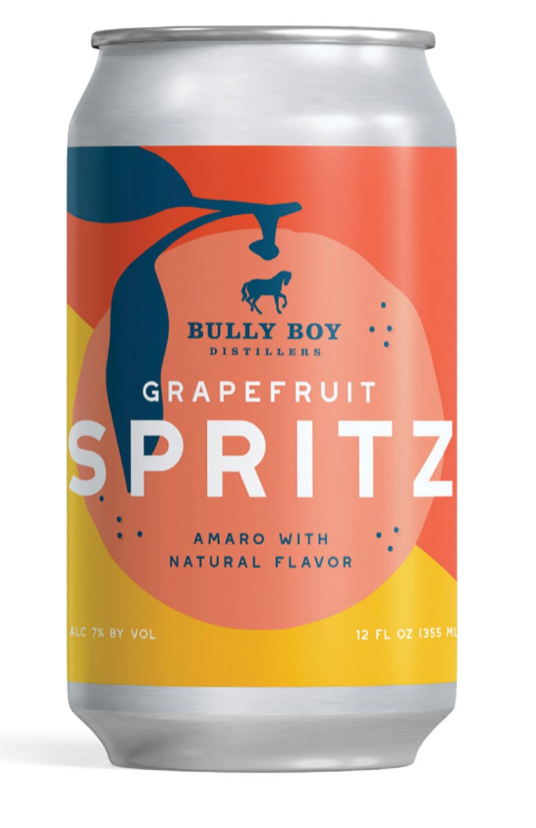 Bully Boy Craft Distillery Offers Canned, Bottled Cocktails