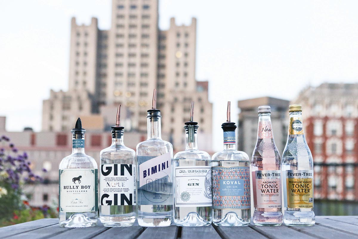 Spirits and Beer Tasting Highlights Local and Regional Brands