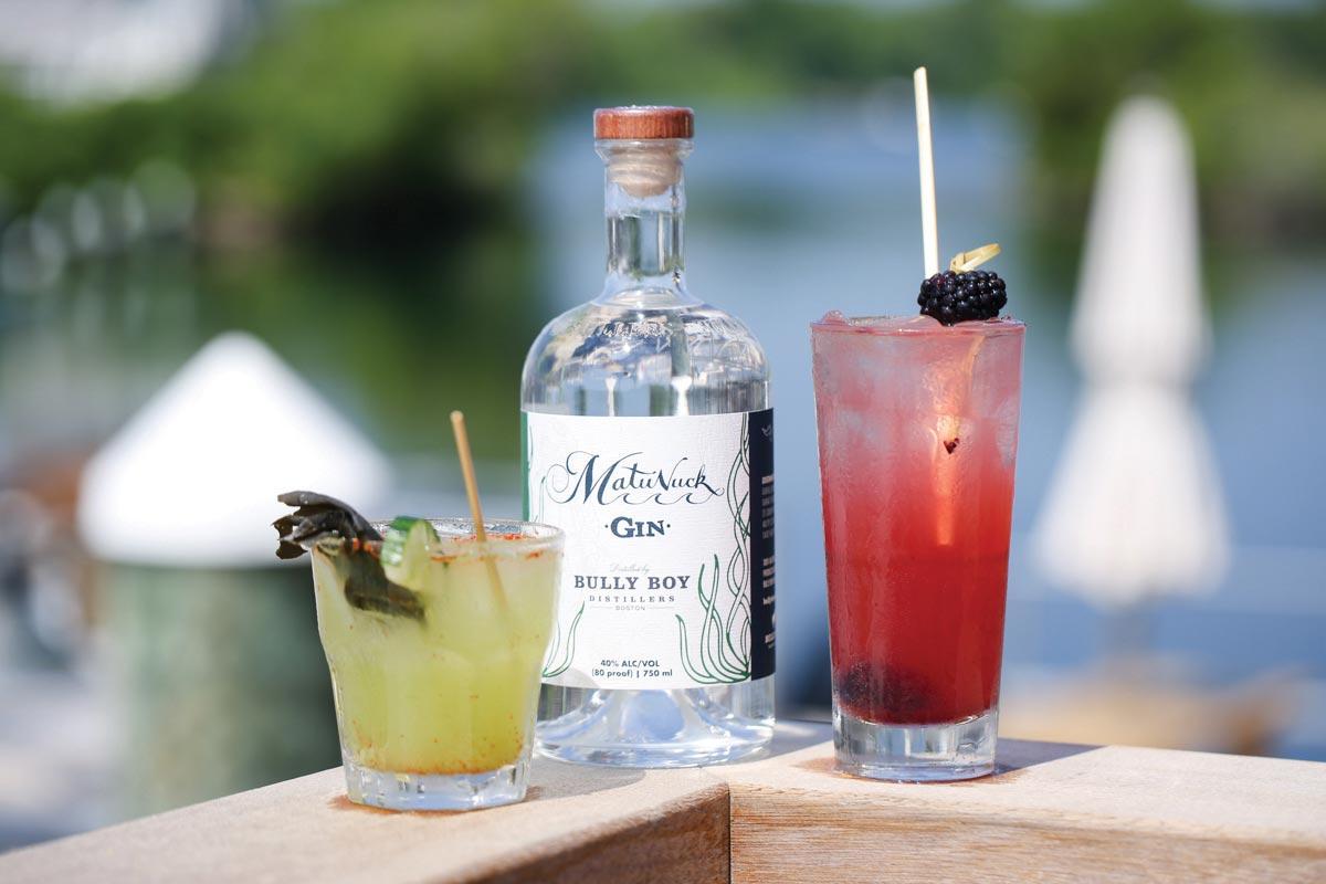Matunuck Oyster Bar Launches New Bully Boy Collaboration Gin