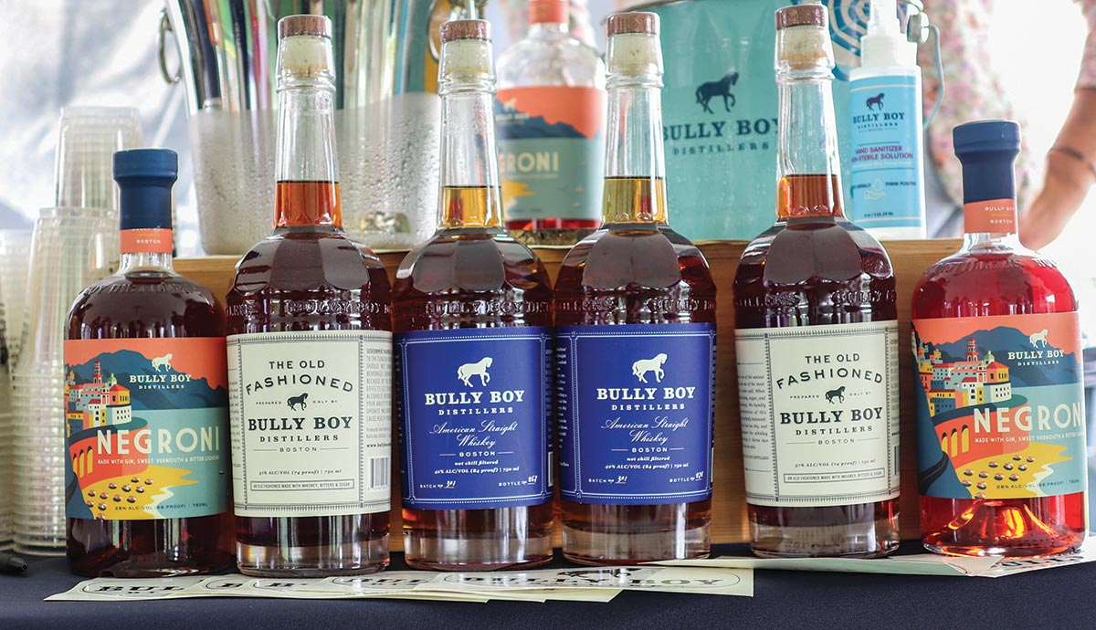 Bully Boy Distillery Showcased at Greenwich Polo